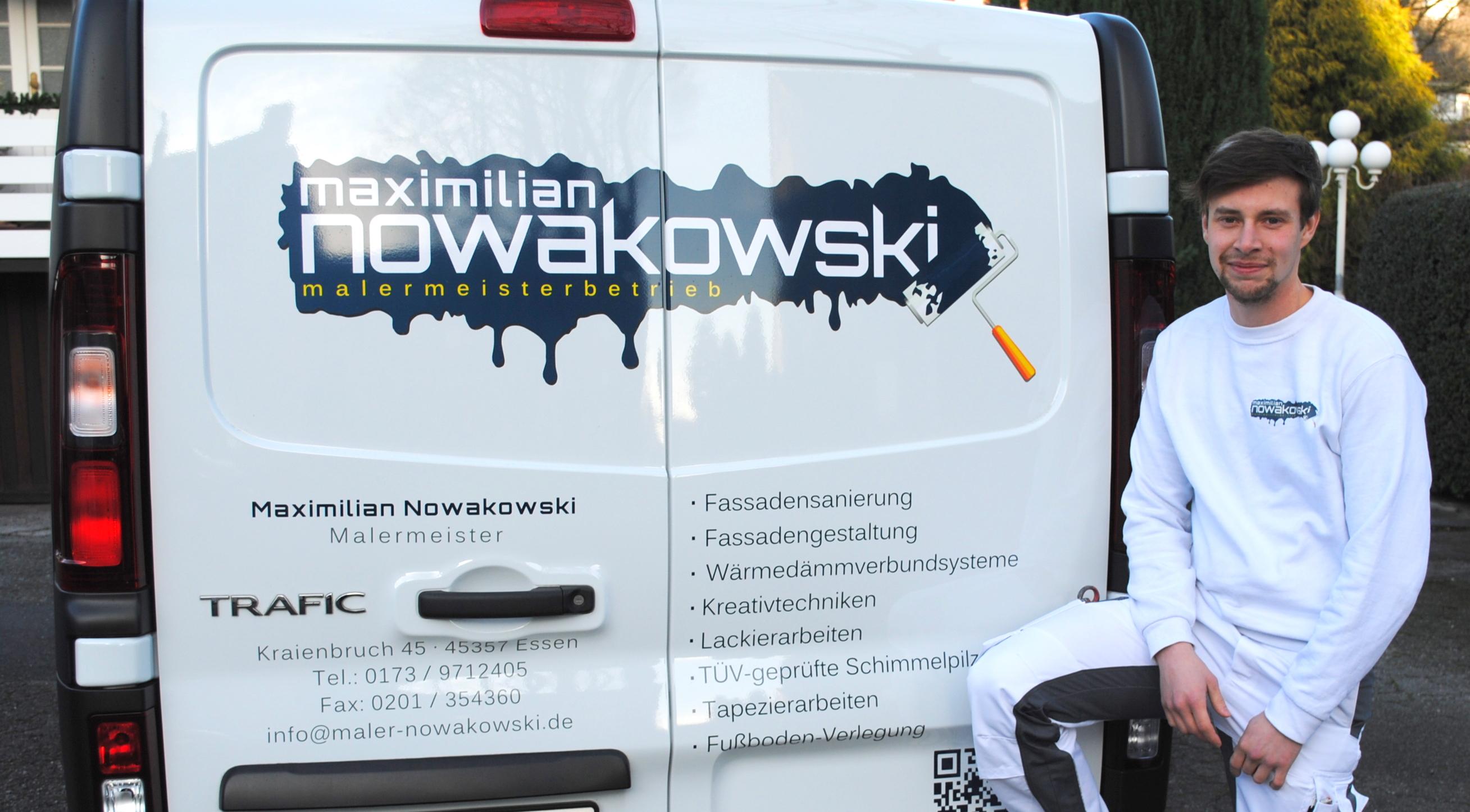Fußboden Verlegen Bochum ~ Max auto u2022 malermeisterbetrieb maximilian nowakowski maler